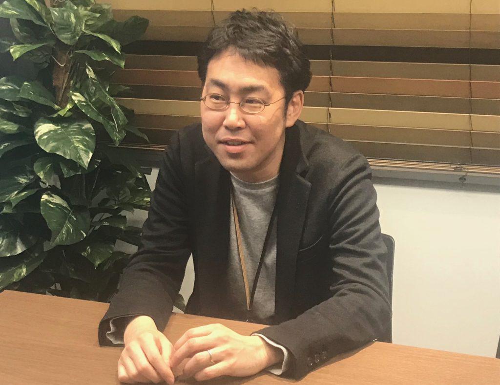 board田向さん