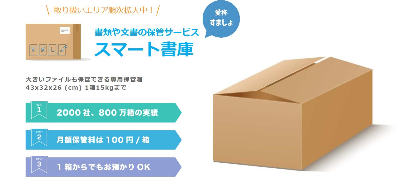 三井倉庫(書類保管.com)