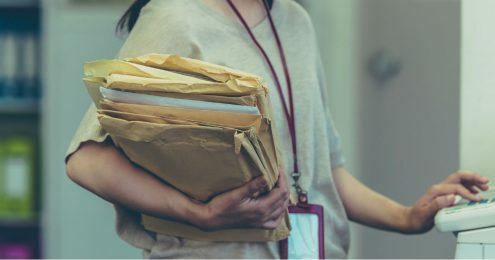書類 保管
